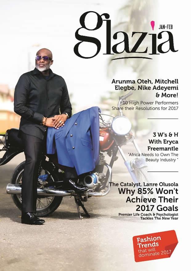 Glazia Magazine 1st Quarter 2017