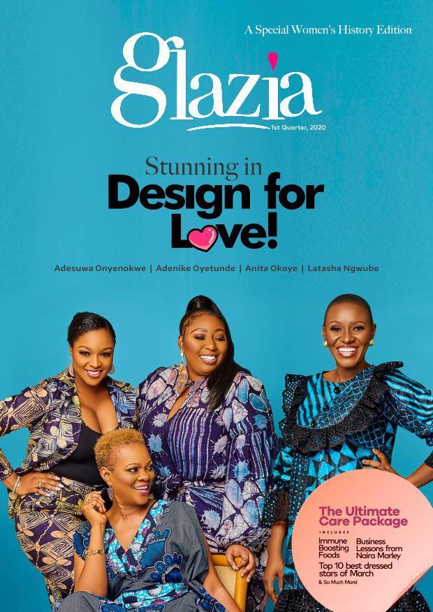 Glazia Magazine 1st Quarter 2020