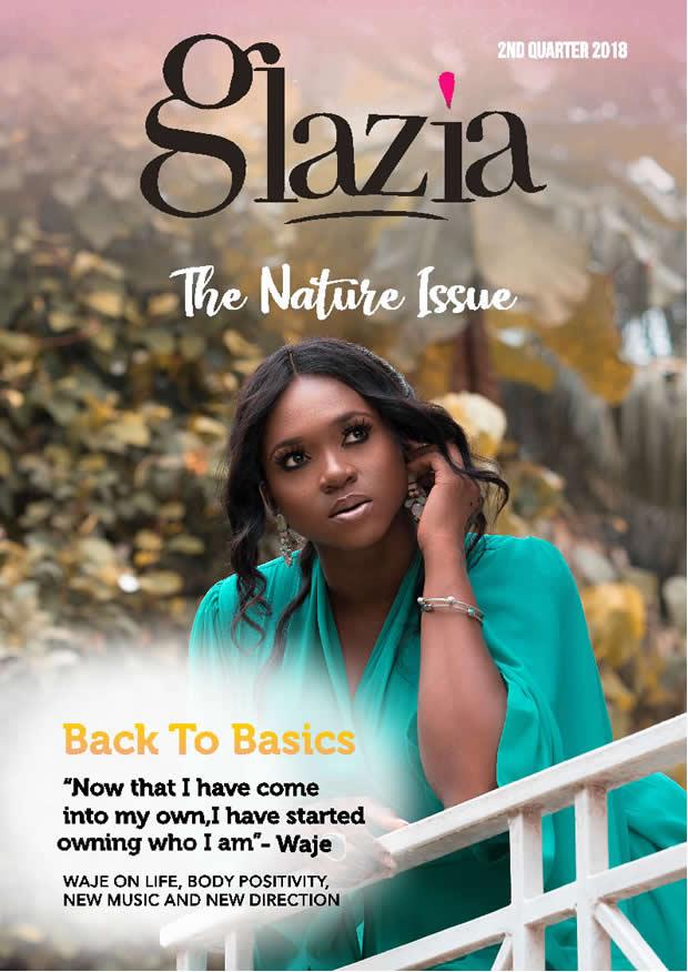 Glazia Magazine 2nd Quarter 2018