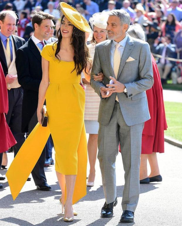 Oprah Winfrey Royal Wedding.Royal Wedding Oprah Winfrey The Clooneys The Beckhams More