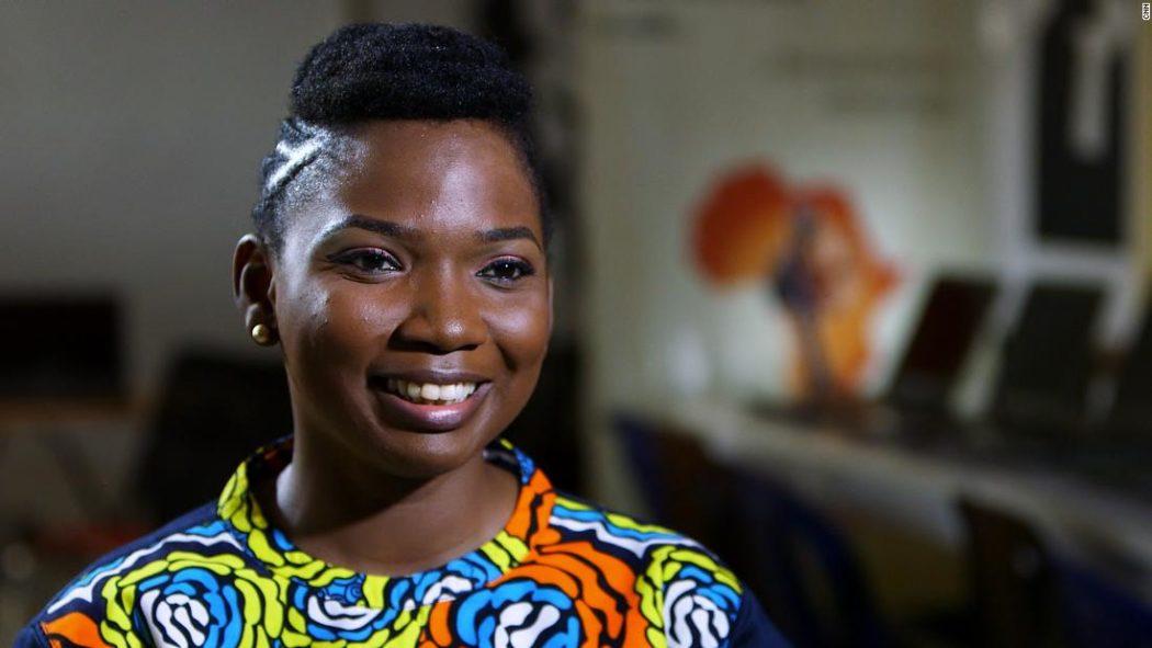Abisoye Ajayi-Akinfolarin CNN Hero