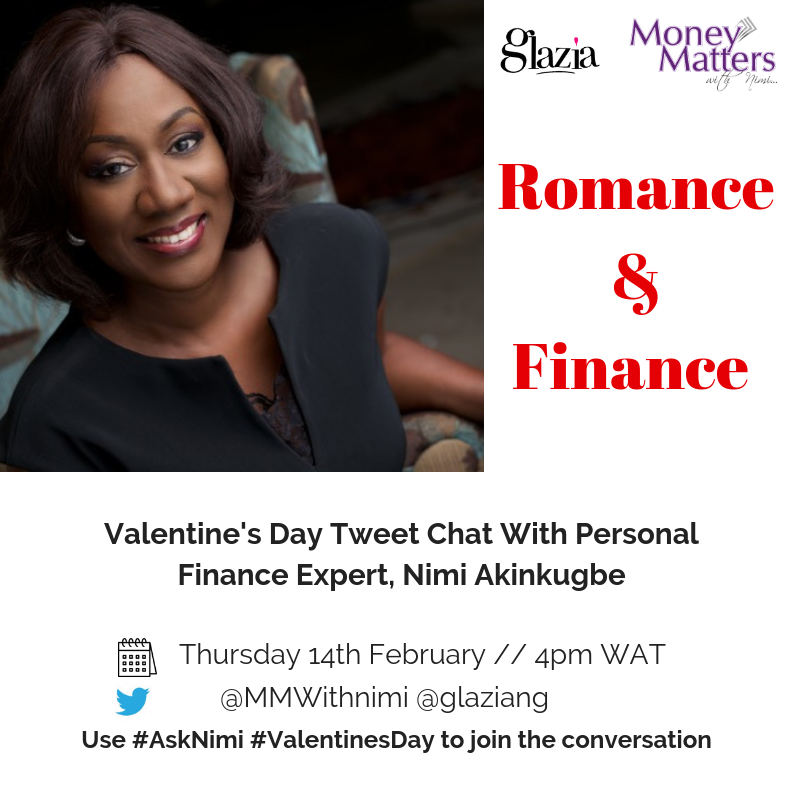 Valentine's Day Chat with Nimi Akinkugbe on Love and Money