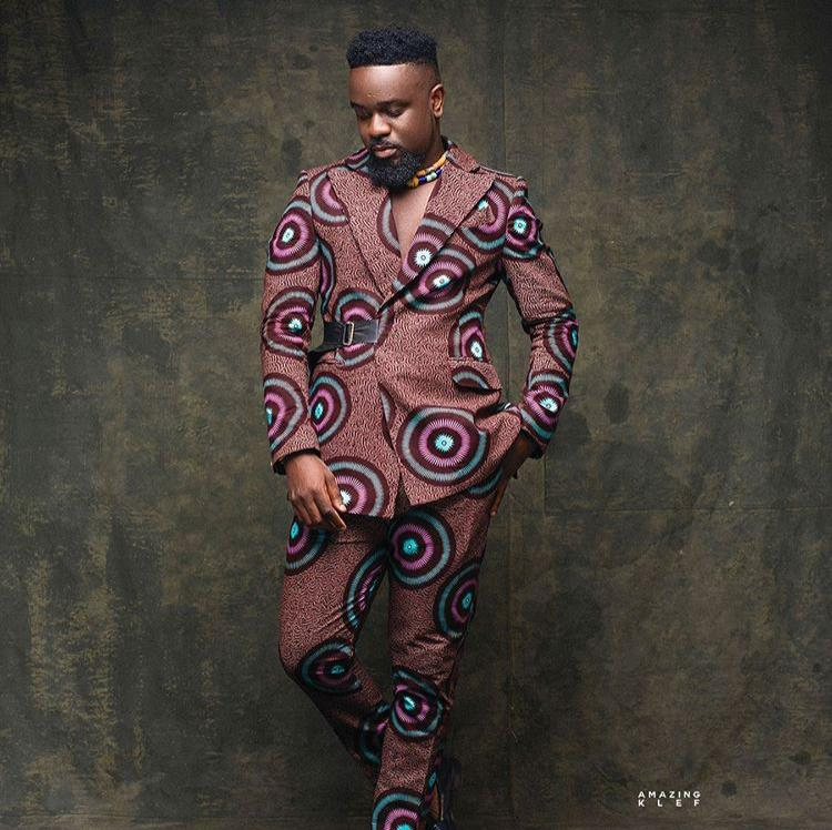Sarkodie Best dressed – Glazia